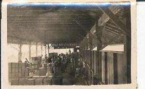 1945-WWII-Saipan-US-Army-973rd-Ordnance-Ammo-Renovation-work-area-2-Photos