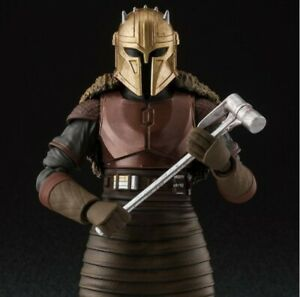 S-H-Figuarts-The-Armorer-Figure-STAR-WARS-The-Mandalorian-BANDAI-Japan-PSL