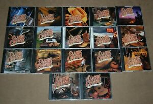 Time-Life-Music-Classic-Country-34-CDs-Collection-Over-500-Songs