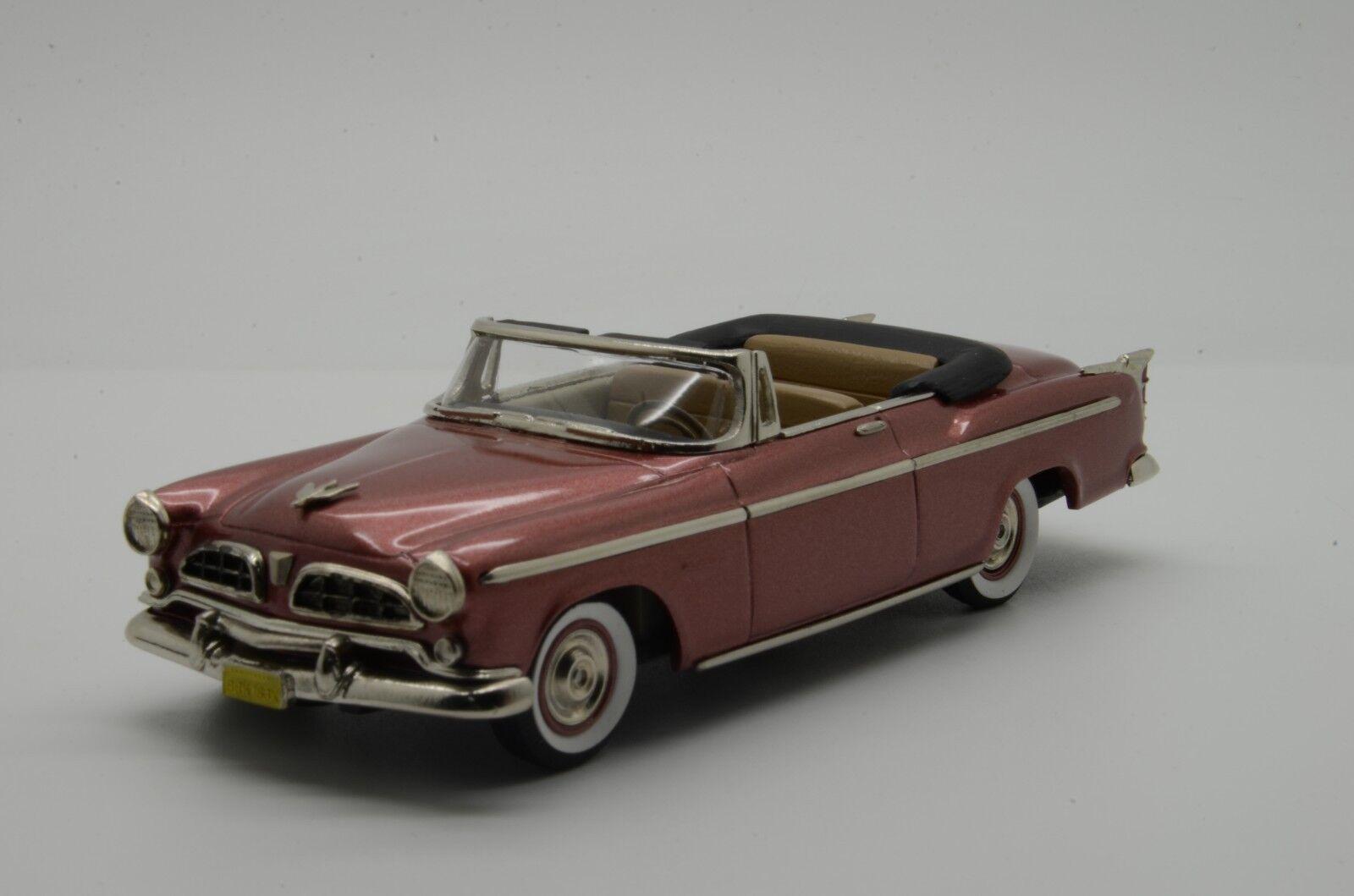 Chrysler windsor cabrio coupé 1955 40. jahrestag brk183x brooklin modell