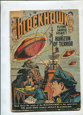 BLACKHAWK #71 (2.0) FLYING SAUCER ASSAULT IN HORIZON OF TERROR!