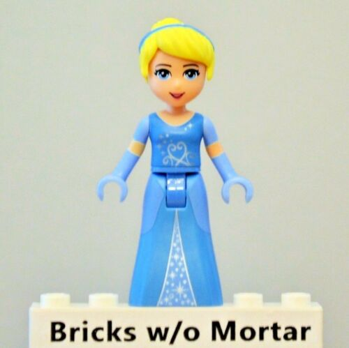 New Genuine LEGO Cinderella Minifig Disney Princess 41055