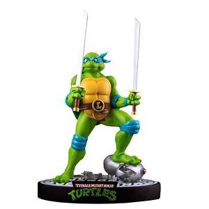 Leonardo Sur Vaincu Mouserteenage Tortues Ninja Tortugas Mutant