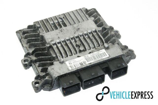 CITROEN C2 C3 Engine Control Unit 5WS40285C-T / SW9660300280