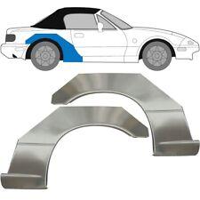 Mazda MX-3 MX3 1992-1998 2x Schweller Reparaturblech Rechts und Links Paar