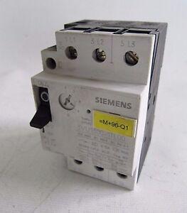 siemens manual motor starter 3vu1300 1tl00 4011209068117 ebay rh ebay com siemens m200d motor starters manual siemens iec manual motor starter
