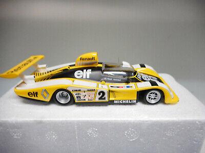 Alpine A442b 24 Horas Le Mans 1978 D.pironi Altaya Ixo 1/43 Garantire Un Aspetto Simile Al Nuovo In Modo Indefinibile