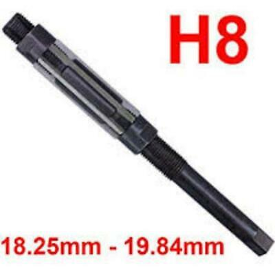 """15.08-16.66mm INDIA/'S BEST QUALITY H6 Adjustable Hand Reamer 19//32/"""" to 21//32/"""""""