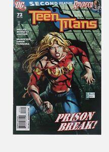 TEEN TITANS 73 ( 2003 SERIES )  TV SERIES HUGE RANGE OF  DC COMICS IN STOCK