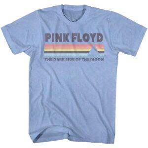 Pink Floyd Faded DSOTM Prism Men/'s T-Shirt Dark Side Album Rock Band Music Merch