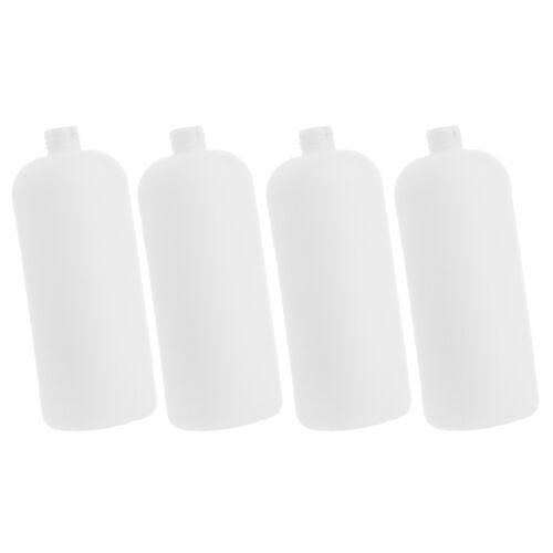 4 stücke 1L Kunststoff Hochdruckreiniger Schneeschaum Lance Sprayer Leere