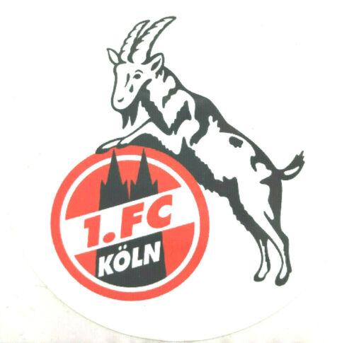 FC Köln Aufkleber Sticker Logo Bundesliga Fussball #1073 1