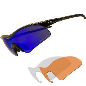 Daisan-Sport-Gafas-militares-Gafas-de-bicicleta-con-tres-discos-de-cambio