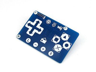 Raspberry Pi Model B/B+ Capacitive Touch Keypad Module Kit 16 Touch Key I2C Port