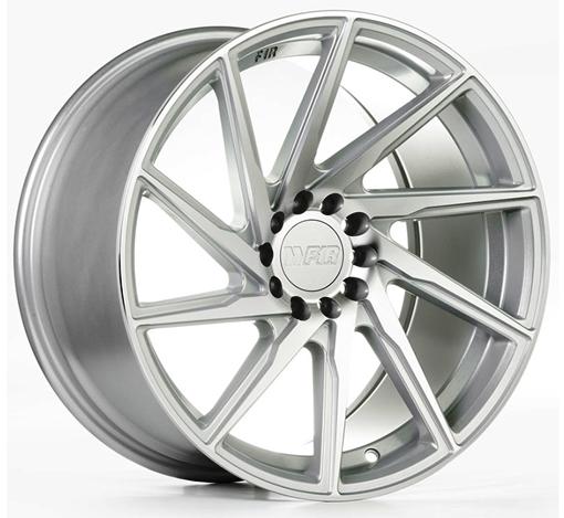 SILVER 18X8.5 +45 F1R F29 5X114.3 WHEEL Fit Acura TL Rsx