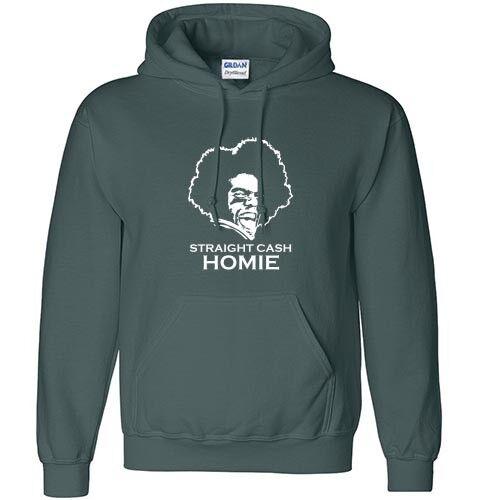 Randy Moss Straight Cash Homie Sweat à Capuche Sweat-shirt NFL Minnesota Vikings à Capuche
