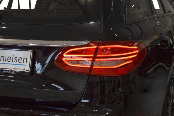 Mercedes C43 3,0 AMG stc. aut. 4-M - billede 2