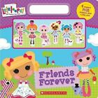Friends Forever Magnetic Play Book by Scholastic Inc. 9780545462235 2012