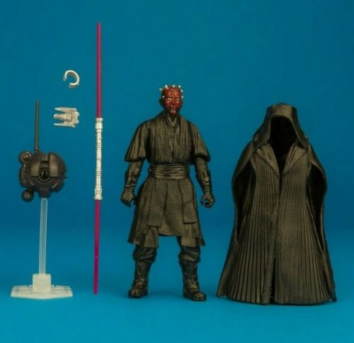Sith Probe Droid Darth Maul Star Wars Solo 3.75 5POA Force Link 2.0 complete