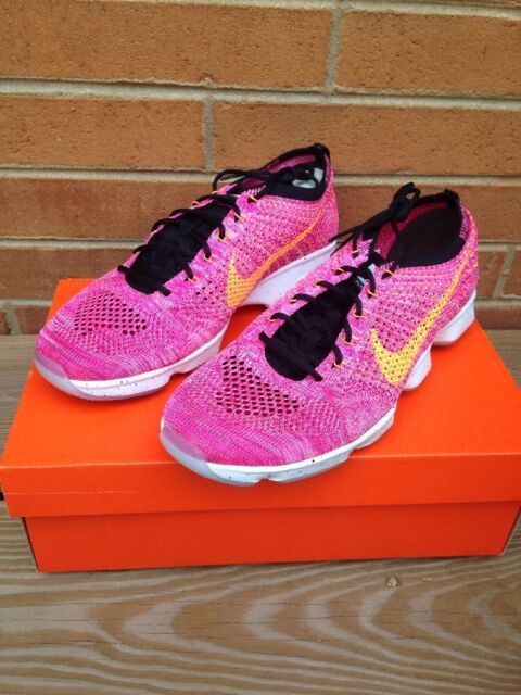 low priced d013a 6b095 ... sweden nib wmns nike flyknit zoom agility sz 7.5 8.5 10.5 11 79960 b6bb6