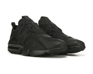 Details about MEN'S Nike Air Max Infinity Sneakers Black/Black BQ3999 004  Brand New Trainers
