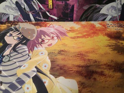 Puella Magi Madoka Magica Anime Homura /& Madoka Ultra Pro TCG Playmat