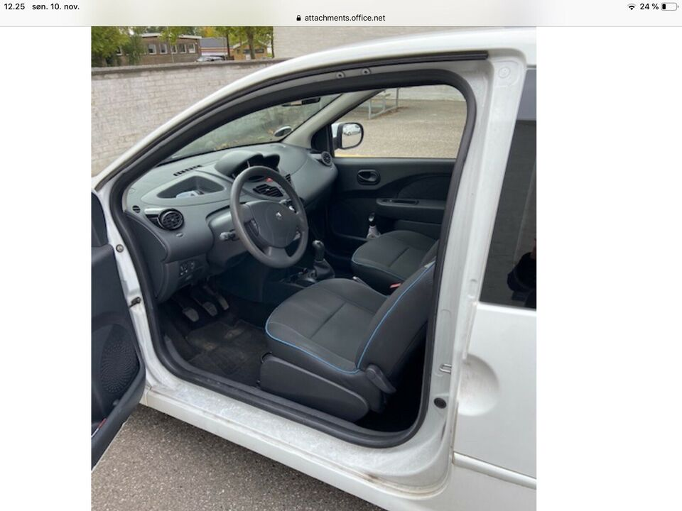 Renault Twingo, 1,5 dCi 75 Authentique ECO2, Diesel