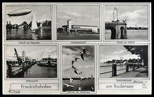 Zeppelin Postkarten Brief (1800325557)