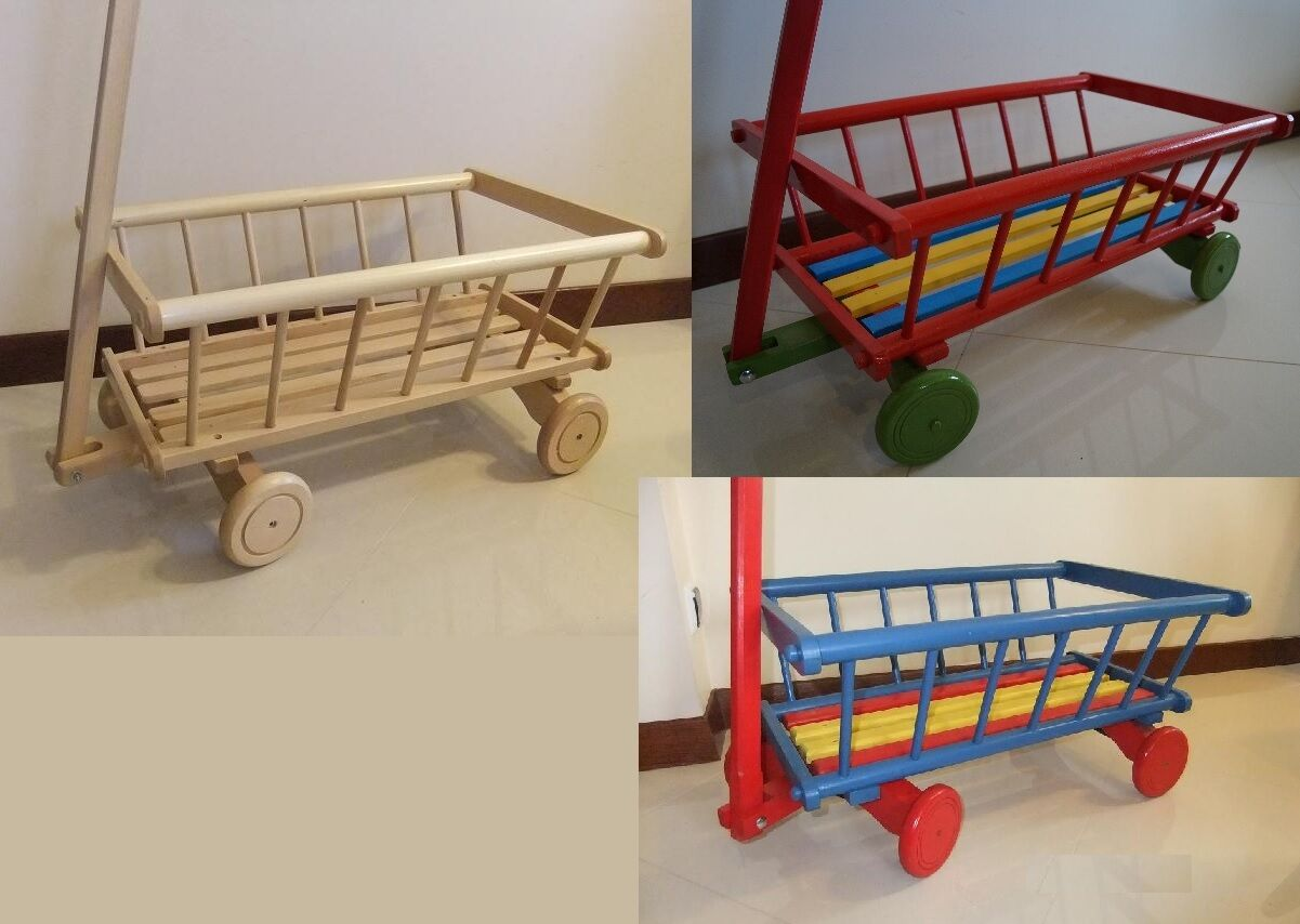 In legno Trailer per giocattoli, tutti i terreni autoRO autoT  , Rétro  80% di sconto