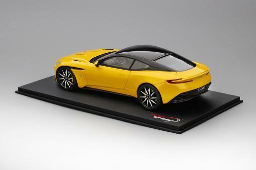 TopSpeed Models 1 18 Aston Martin DB11 Sunburst amarillo  TS0123