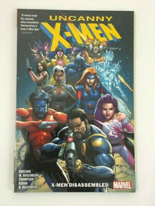 Uncanny X-Men: X-Men Disassembled Graphic Novel Trade Paperback