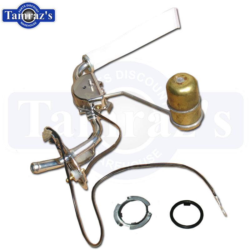 """Gas Fuel Tank Sending Unit Stainless Steel 3//8/"""" for 62-65 Chevy II 2 Nova New"""