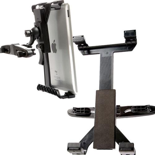 Universal auto asiento trasero reposacabezas soporte tablet para 14.7-25.7cm /& iPad GPS