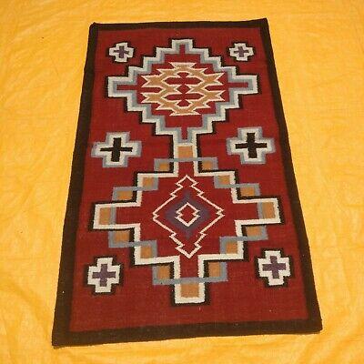 Antique Vintage Afghan Rug Kilim