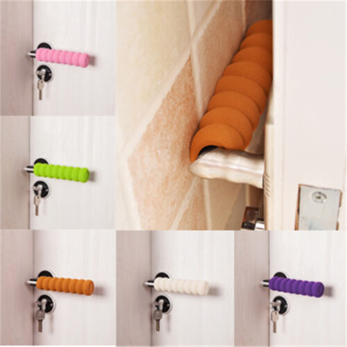 3pc Door Handle Cover Pad Safty Protector Guard Foam For Baby Kid Toddler JL VT