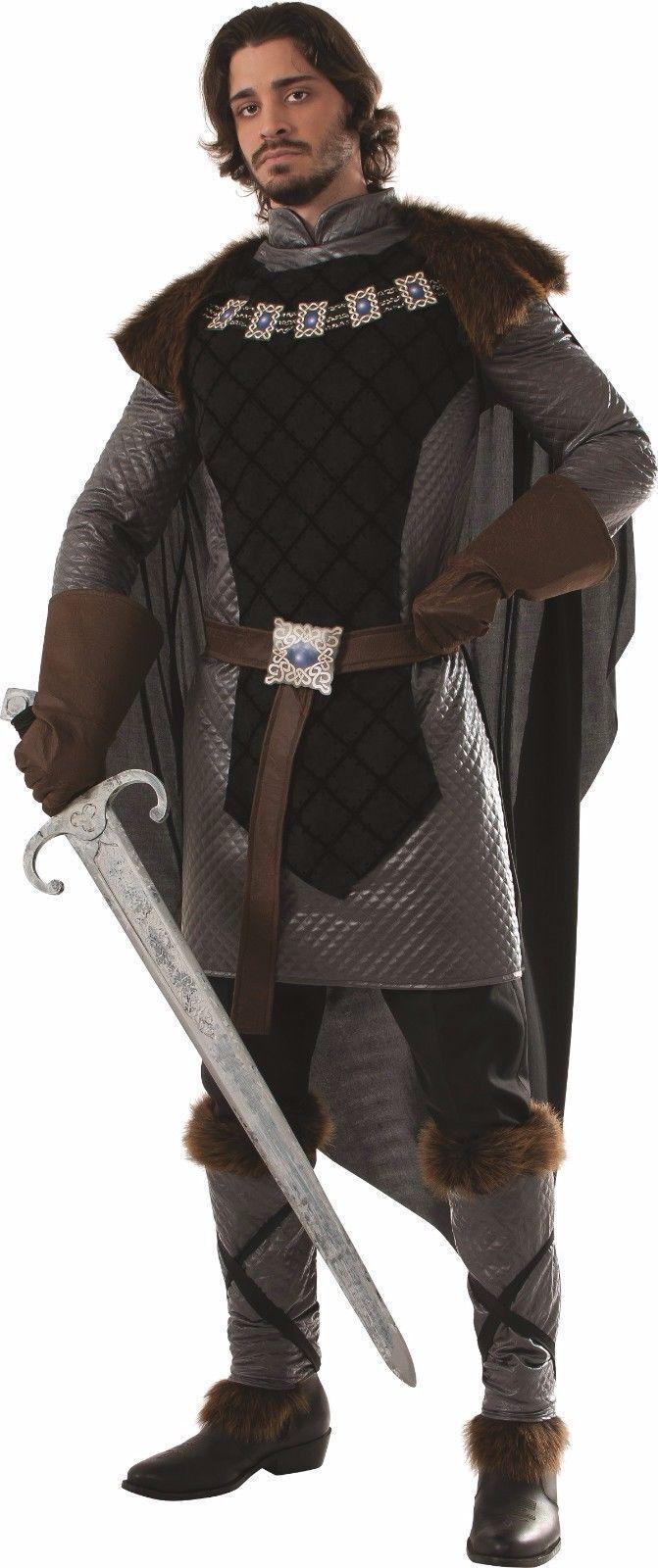 NWT Mens Size Medium (32-34) Rubie's * RENAISSANCE MAN * Halloween Costume