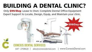WE BUILD AND SELL DENTAL CLINICS -  NEW / REFURBISHED  DENTAL EQUIPMENT on SALE from $99 and up Canada Preview