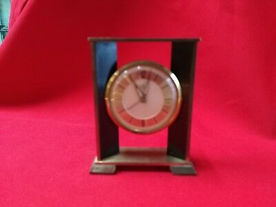 Clocks Independent Alarm Clock Pendulum Antique Uti Condition Ref41978 Invigorating Blood Circulation And Stopping Pains Decorative Arts