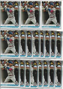 2019-Topps-Update-Willson-Contreras-19-Card-All-Star-Lot-US87-Chicago-Cubs