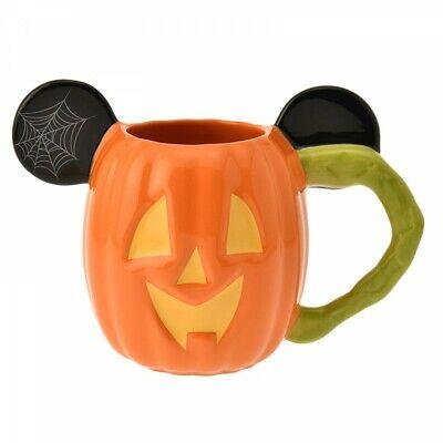 New Disney Store Japan Mickey Mug pumpkin lantern from Japan