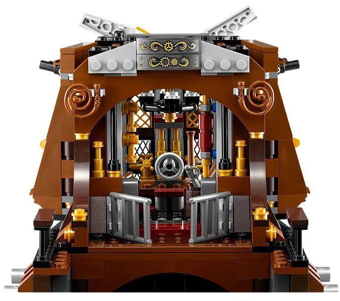 LEGO ® the LEGO Movie 70810 see-vache NEUF NEUF NEUF _ MetalBeard 's sea cow New MISB NRFB d0ce3a