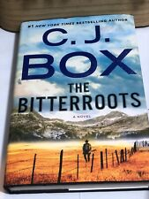 Cj box books with cassie dewell