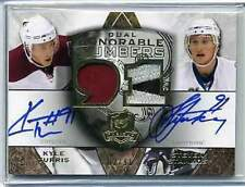 2008-09 The Cup Numbers Stamkos & Turris Dual Auto Patch 82/91