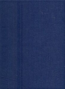 28 número Zweigart Brittney Lugana Navy Blue Cross Stitch Tela Talla 49x69cms