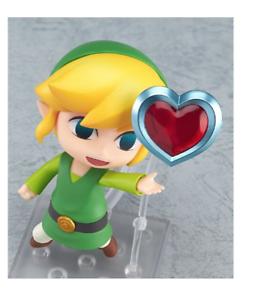 Envío gratuito Japón auténtica Nendoroid la leyenda de Zelda  Wind Waker Link 413