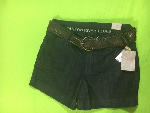 River Pantaloncini di Blues 10 spedizione Taglia Canyon donna Nwt gratuita Jean da wOqErOxI