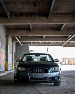 Audi s4 decapotable