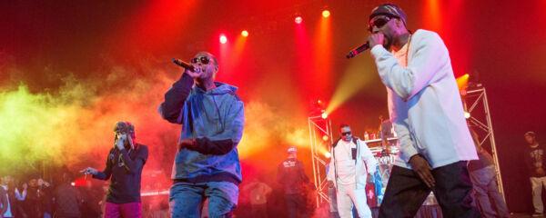 Celebrity theatre bone thugs harmony tour