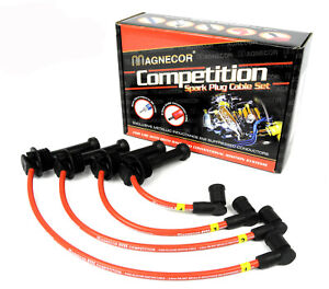 Magnecor-KV85-Ignition-HT-Leads-Triumph-Acclaim-1335cc-SOHC-8v-81-84