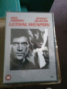 Lethal Weapon  DVD region 2 - Folkestone, United Kingdom - Lethal Weapon  DVD region 2 - Folkestone, United Kingdom